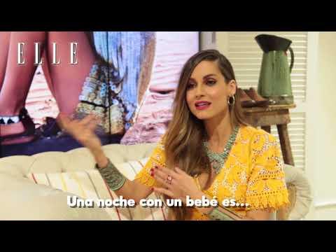 Ariadne Artiles y la maternidad | ELLE