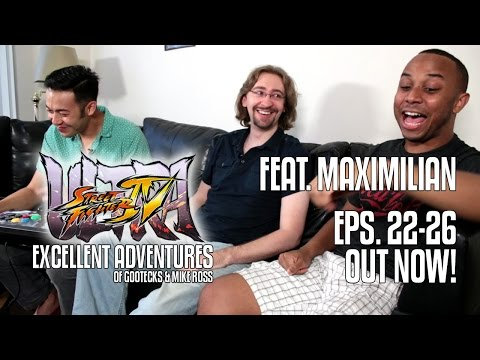 The Ultra Adventures of Gootecks & Mike Ross ft. MAXIMILIAN! Eps. 22-26 OUT NOW!