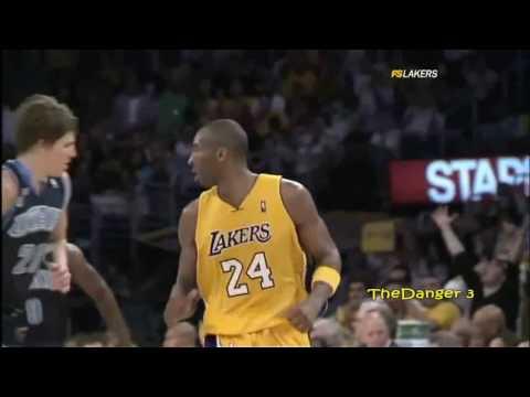 Kobe Bryant Fadeaway Jumper. Kobe Bryant Fadeaway HD