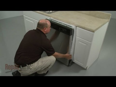 Whirlpool Dishwasher Removal and Reinstall