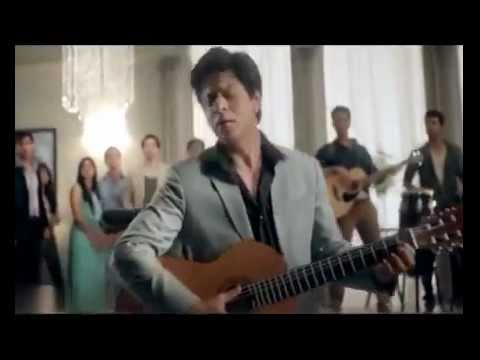 Latest AD of Lux soap ft. Shahrukh Khan &...