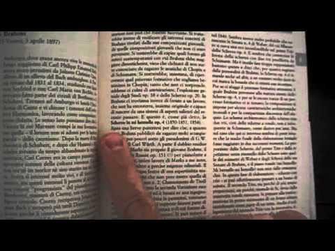 VIDEORECENSIONE GUIDA ALLA MUSICA PIANISTICA