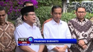 Prabowo Ucapkan Selamat Pada Jokowi - NET17