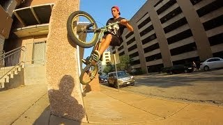BMX - CHARLIE CRUMLISH - RAILBOW COLORZ