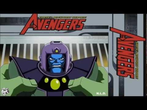 Los Vengadores - Los Héroes mas poderosos del planeta Episodio 50 (Español Latino HD)