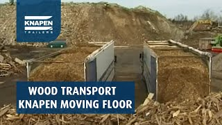 Wood Knapen moving floor trailer video