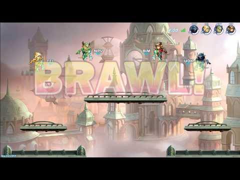 Brawlhalla Live Stream!