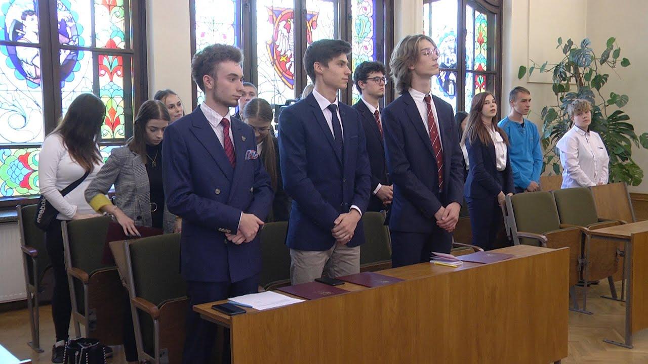 Sesja Młodzieżowej Rady Miejskiej