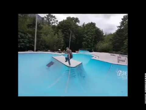 Aaron Pnut Johnson Squamish skatepark
