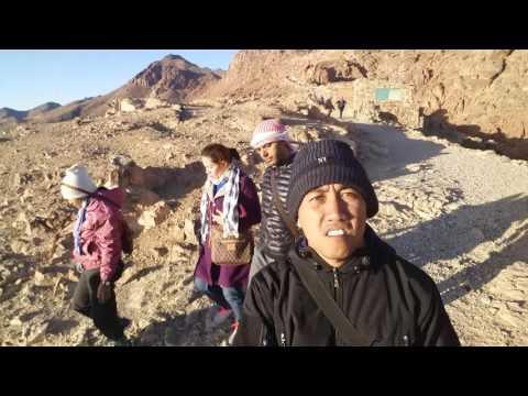 Edisi Gunung Sinai Egypt