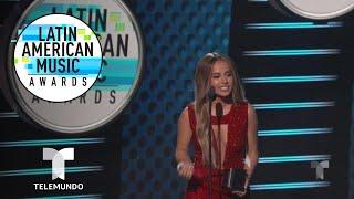 Canción Favorita Urbana es para Becky G y Bad Bunny | Latin AMAs | Entretenimiento