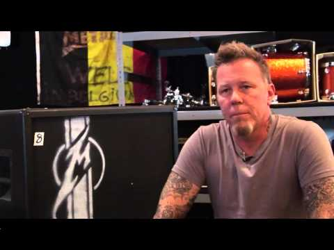 James Hetfield Absent/Movie Interview