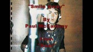 Watch Paul McCartney Smile Away video
