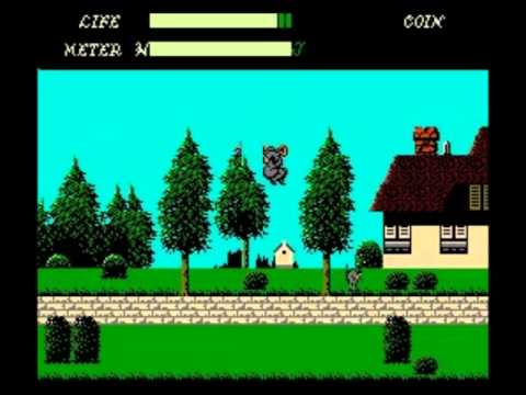 Misc Computer Games - Dr Jekyll And Mr Hyde Nes - Main Theme