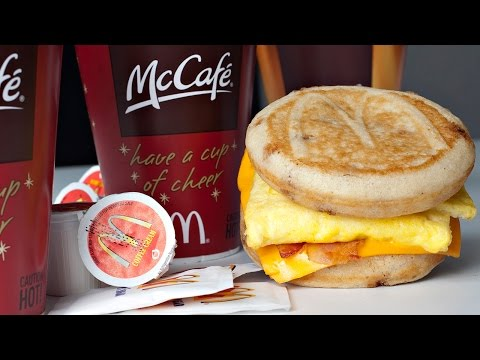 Breakfast Truly Is Important Meal of the Day For Fast-Food Chains