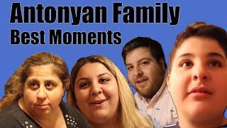 Antonyan Family Best Moments