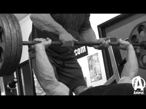 Tag Team Chest Training With Frank Wrath Mcgrath Evan Ox