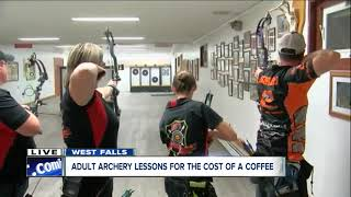 Learn from the expert archers in West Falls