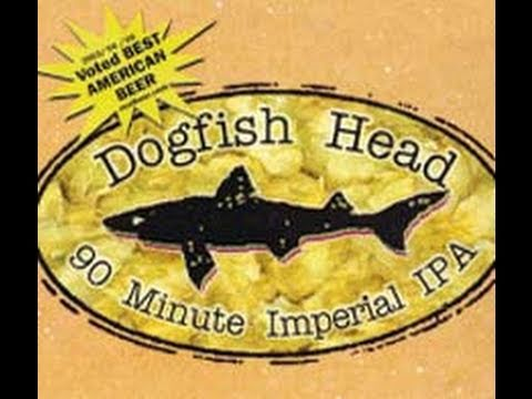 Dogfish Head 90 Minute IPA   Beer Geek Nation Beer Reviews Episode 37