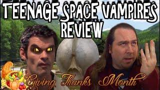 Teenage Space Vampires Review
