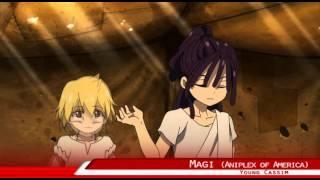 Amanda C. Miller - Anime Reel