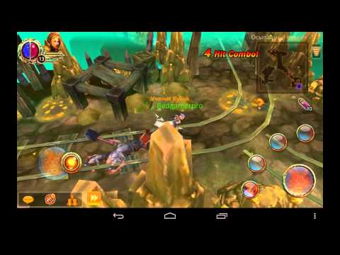 Armed Heroes Android