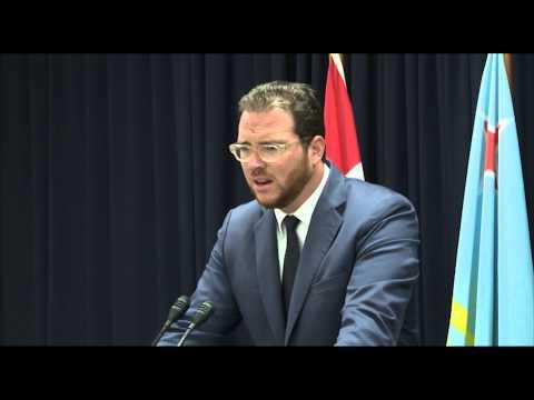 Gobierno di Aruba ta reitera su compromiso cu e Plan di Consolidacion Fiscal