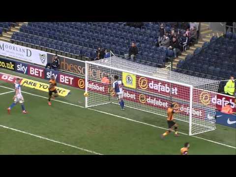 Highlights: Blackburn Rovers 0 Hull City 2