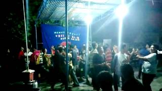 Rasika Elektone dlm rangka HUT RI 69 di Dusun Kajen Desa Sambirejo Mantingan Ngawi 2014 08 31 0066