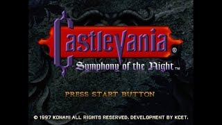 PSX Longplay [383] Castlevania Symphony of the Night