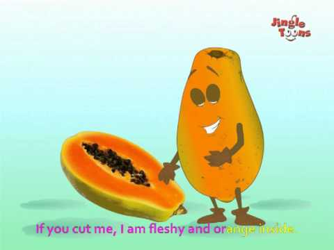 I Love Papaya !!! video
