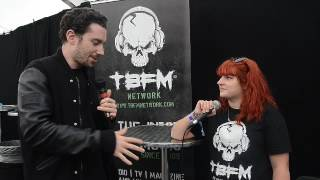 Skindred TBFM Interview Download Festival 2016