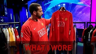What I Wore - Rio Reviews His Football Kits