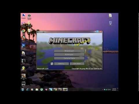 Tutoriale: Cum se instaleaza un mod in minecraft (Minecraft 1.2.5) [RO] [HD] #004