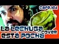 CAF 104 DE 365: LA LECHUGA EST POCHA - COVER