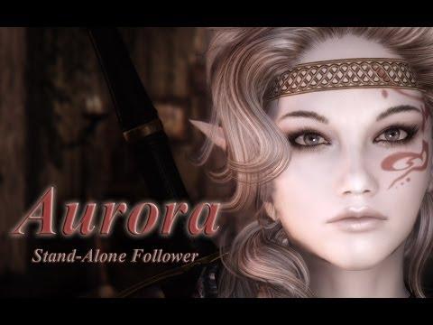 Компаньонка эльфийка Аврора / Aurora Follower