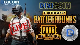 PUBG - Battle Royale Tournament - Win Steam games and Crypto!