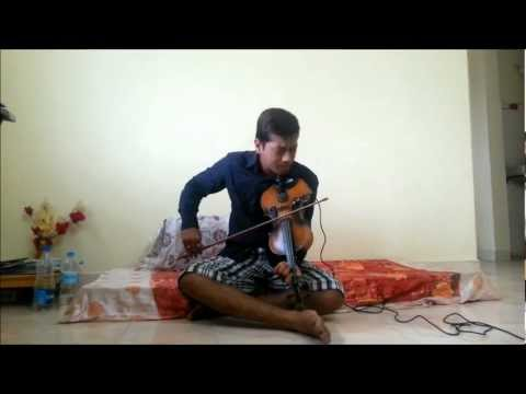 Kuch Na Kaho Violin Cover By Harshdev Joshi