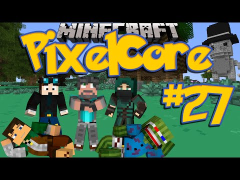 Minecraft: Pixelmon SMP Ep. 27 - Two Legendaries Spawn!