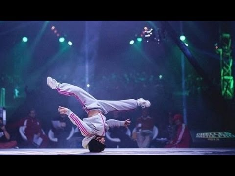 Bgirl Terra 2013 ( The Best Bgirl Of The World ) video