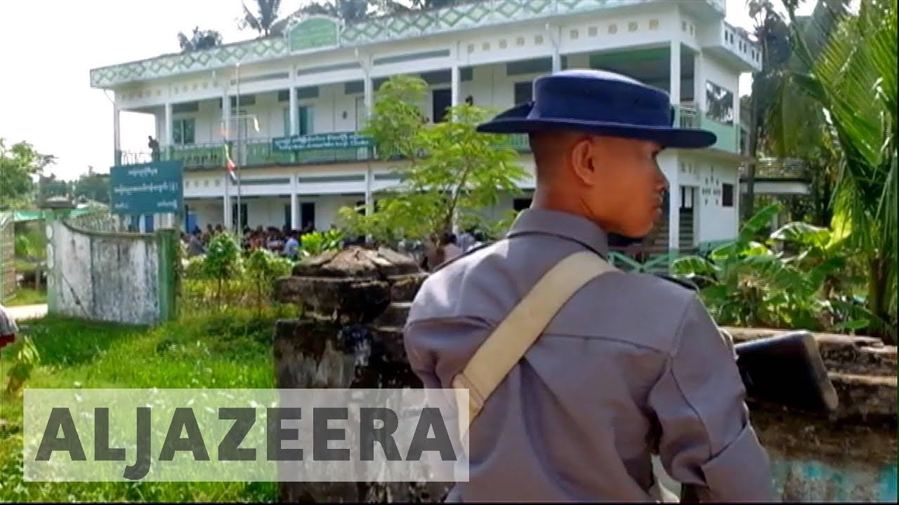 Myanmar's control of aid supplies could affect Rohingya
