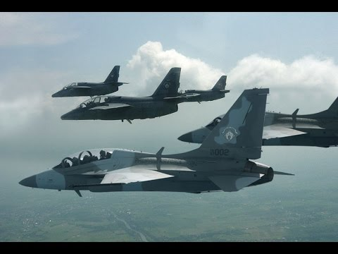 Philippine Air Force new FA 50 lead in Trainer Jets to be acquired in 2015