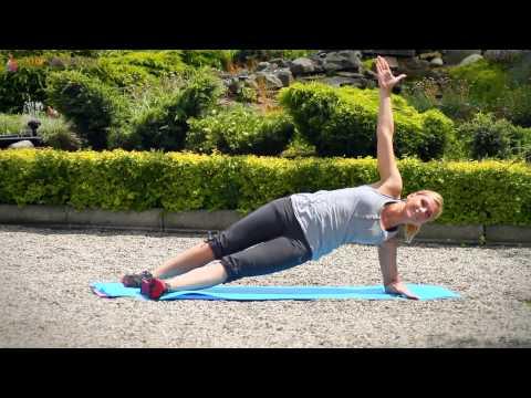 Ćwiczenia Na Brzuch #5 - ćwiczenia Na Boczki Oraz Atrakcyjną I Smukłą Talię