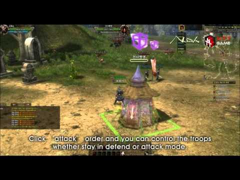 Kingdom Online - Game System