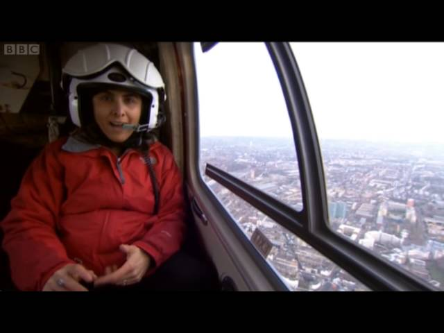 London's Air Ambulance -  new design and the need of a second helicopter