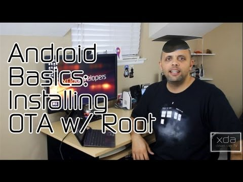 Android 101: Installing the Latest OTA with Root