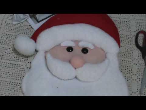 Cubre sillas Papa Noel