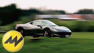 Test Ferrari 458 Italia