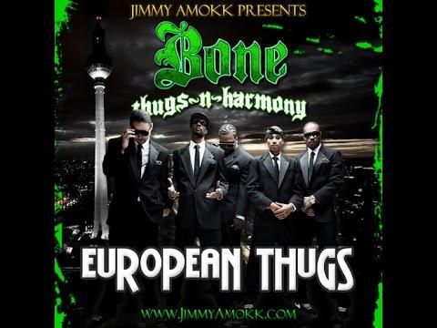 Bone thugs-n-harmony - Extacy feat. Eminem (European Thugs)
