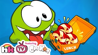 Om Nom Stories: Strange Delivery | Cartoons | Cut The Rope | HooplaKidz TV